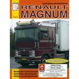 Руководство по эксплуатации, техническому обслуживанию грузовиков Renault Magnum. Каталог деталей. Том 1.