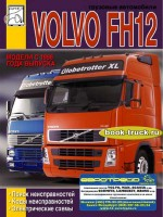 Поиск неисправностей грузовиков Volvo FH12 с 1998 года выпуска