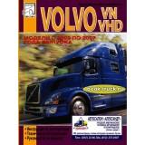 Руководство по ремонту и эксплуатации Volvo VN / VHD с 2002 по 2007 год выпуска.