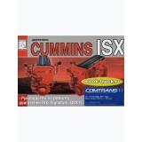 Руководство по ремонту, техническому обслуживанию и инструкции по эксплуатации двигателей Cummins ISX.