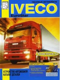 Руководство по устройству грузовика Iveco EuroStar