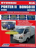 Руководство по ремонту, инструкция по эксплуатации Kia K2500 / Bongo III / Hyundai Porter