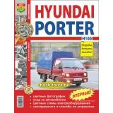 Руководство по ремонту и эксплуатации грузовиков Hyundai Porter / H100 с цветными фотографиями.