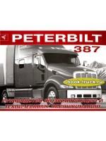 Руководство по эксплуатации, техническому обслуживанию грузовиков Peterbilt 387