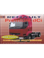 Руководство по эксплуатации, техническому обслуживанию грузовиков Renault Premium dCi
