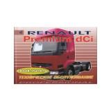Руководство по эксплуатации, техническому обслуживанию грузовиков Renault Premium dCi.