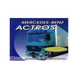 Руководство по эксплуатации грузовиков Mercedes Actros.