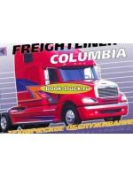 Руководство по техническому обслуживанию грузовиков Freightliner Columbia