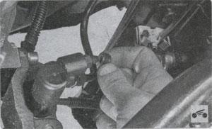 Бачок главного тормозного цилиндра ГАЗ 2310