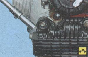 Болты крепления масляного картера к блоку цилиндров ГАЗель NEXT