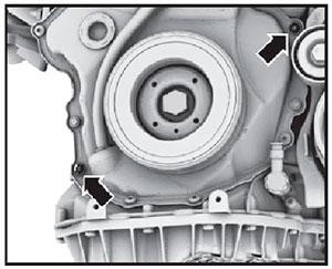 Болты крепления VW Transporter T6