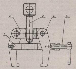 сйёмник наконечника силового цилиндра МАЗ 437040