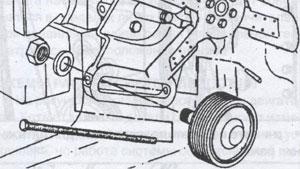 цилиндрический штифт Volvo VN / VHD