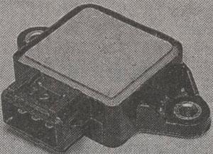 Датчик положения дроссельной заслонки ГАЗ 3302
