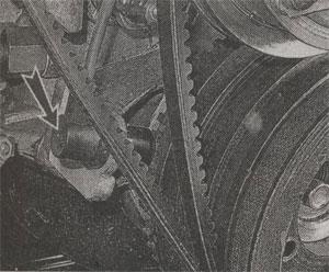 Датчик положения коленчатого вала ГАЗ 3302