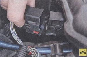 Датчик температуры охлаждающей жидкости ГАЗ 2705
