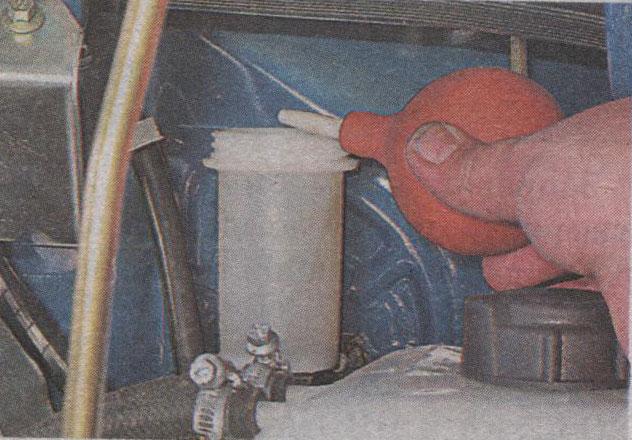 Рабочая жидкость ГАЗ 3302