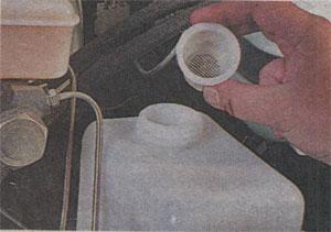 Фильтр бачка омывателя ГАЗ 3302
