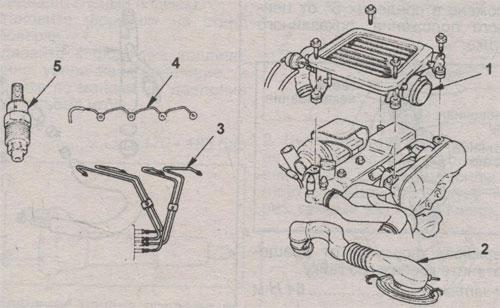 форсунки двигателей Isuzu