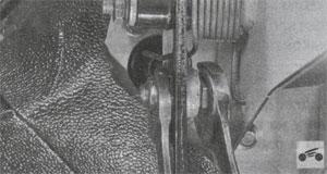 Гайка крепления ГАЗ 2310