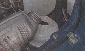 Гидравлическое масло ГАЗ 3302