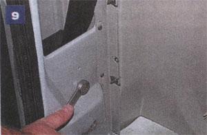 Болт крепления инерциональной катушки ГАЗ 2217 Соболь