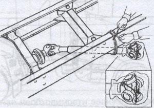 карданный вал Scania P, карданный вал Scania R, карданный вал Scania T