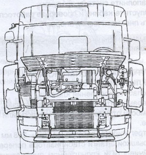 клапан насоса Scania 94