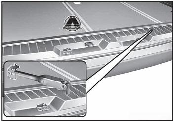 Ключ для колесных гаек Hyundai H350 с 2015