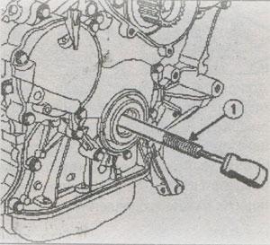 Коленчатый вал Renault Master