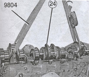 Коленвал Renault Premium DXi11