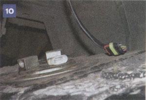 Колодка жгута приводов ГАЗ 33021 ГАЗель