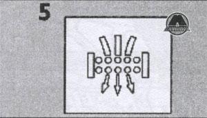 Контрольная лампа засорения воздушного фильтра Iveco Daily