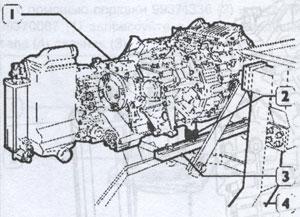 Коробка передач Iveco EuroTrakker