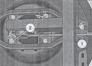 кронштейн колеса MAN F90, кронштейн колеса MAN F2000