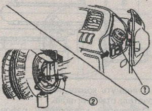 крышка штуцера Isuzu Elf