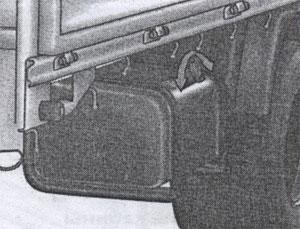Топливный бак Hyundai HD 65