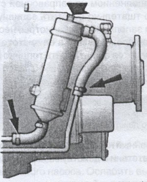 маслоохладитель Volvo F12