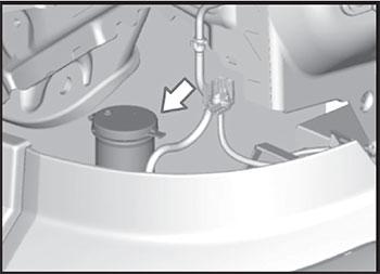 Наливная горловина Volvo FH