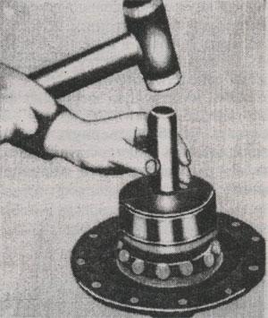 Наружное кольцо ГАЗ 66