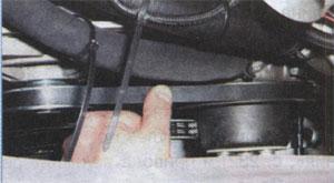 Насос охлаждающей жидкости ГАЗ 3302 ГАЗель