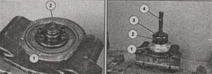 Нажимной рычаг MAN L2000