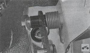 Педаль сцепления ГАЗ 2310