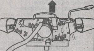 Переключатель управления круиз-контроль Volkswagen LT 28