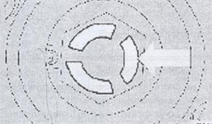 ступица переднего колеса Iveco EuroTech Cursor