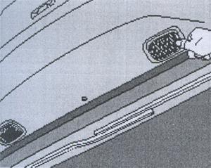 Переключатель DAF XF 105