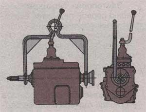 подвеска коробки передач ЗиЛ 5301 Бычок, подвеска коробки передач ЗиЛ 3250