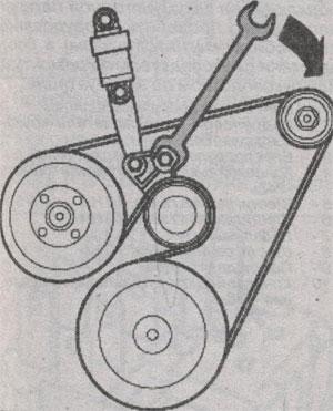 Поликлиновый ремень Volkswagen LT 28