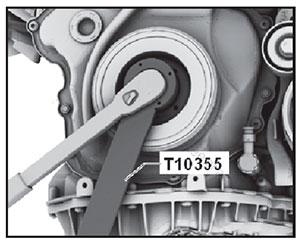 Поршень VW Transporter T6