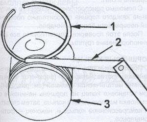 поршневые кольца Iveco EuroStar